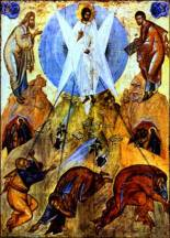 Transfiguration, Theophane the Greek