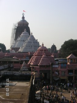 Puri, view from roof of house.jpg